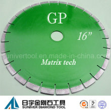 "Gp 16""*15mm High Quality Diamond Circular Granite Saw Blade"