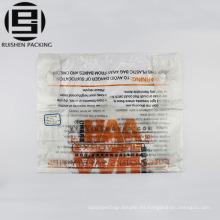 America imprimió bolsos de la manija de la camiseta para los fuegos artificiales