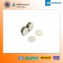 D15 * 1 mm N42 Neodym-Magnet