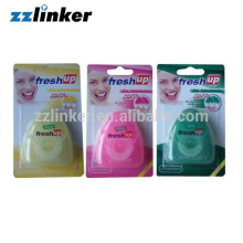 50m Dental Tooth Crafts Dental Floss Key Chain