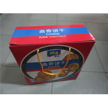 E-Flute Hight Quality Customized Biscuit /Cookies Packaging Box