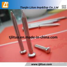 Good Quality Flute Shank Cement Nails Galvanized Concrete Nails