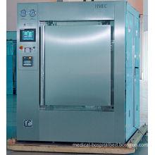 Bulk Medical Waste Vacuum Pressure Sterilizer , 360l Large Sterilization Machine