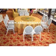 Аренда Прочный обеденный стол и стулья (YC-T01-03)