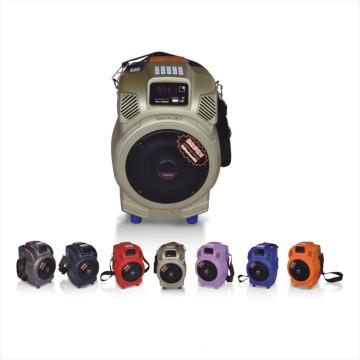 "6"" Rechargeable Battery Speaker Q6"