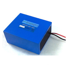 Electric Bike and Electric Bicycle LiFePO4 Battery 48V 10ah