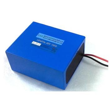 Elektrisches Fahrrad und elektrisches Fahrrad LiFePO4 Batterie 48V 10ah