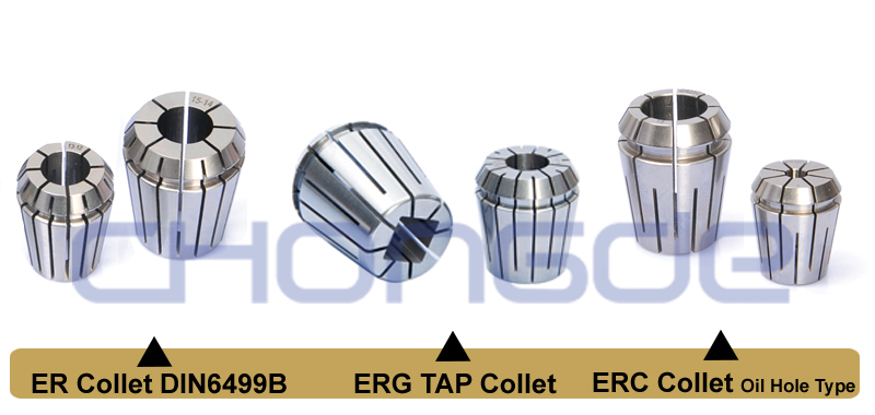 Kinds of ER Collet