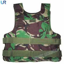 Military Camoulfage PE Body Armor