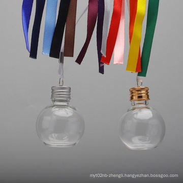 Decorative Shatterproof Bauble Light Bulb Ornament 7*11Cm 6Cm Ball Printed Christmas Tree Ornaments Baubles baubles