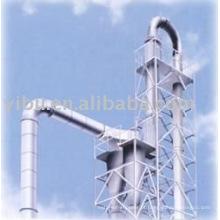 Secador de corrente de ar de dois graus utilizado na glicose