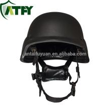 NIJ IIIA.44 ou NIJ IIIA 9mm capacete à prova de bala com tecido de aramida