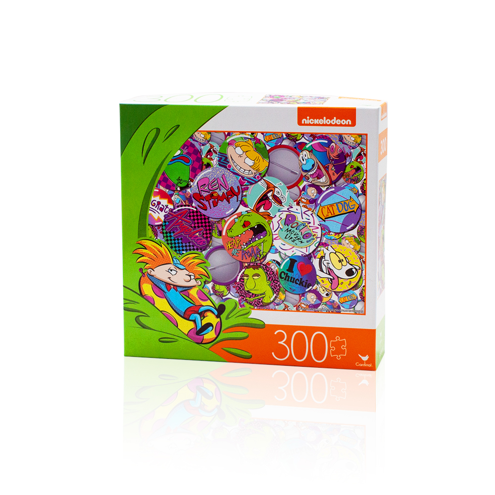 300pcs Puzzle
