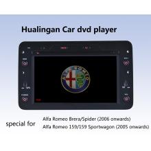 Auto DVD GPS de Alfa Romeo 159 con el reproductor de DVD del coche (HL-8804GB)