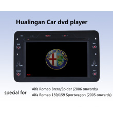 Alfa Romeo 159 Auto DVD GPS with Car DVD Player (HL-8804GB)