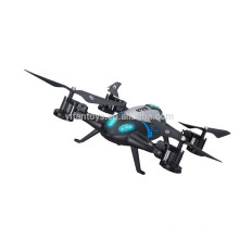 2.4G 4CH 720P WIFI CÁMARA Drone Fly & Drive Gyro de 6 ejes 360 grados Quadcopter Drone de Drone