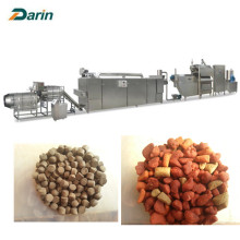 Dog Cat Fish Pellet Food Extrusion Machine