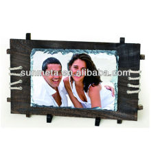 Sunmeta sublimation blanks rock photo slate china factory