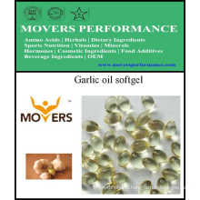 GMP Certified OEM Garlic Oil Softgel