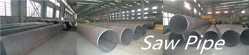 Straight Welded Saw Pipes
