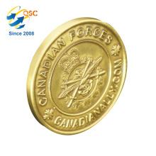 China Lieferanten Low MOQ Custom 3D Herausforderung Gold Silber Antik Münze