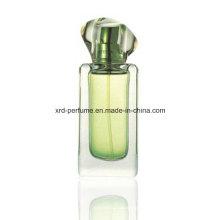 Botella de perfume de cristal del espray de cuerpo del perfume del hombre con buena fragancia