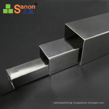 1mm schedule 40 stainless steel pipe used for guardrail armrest
