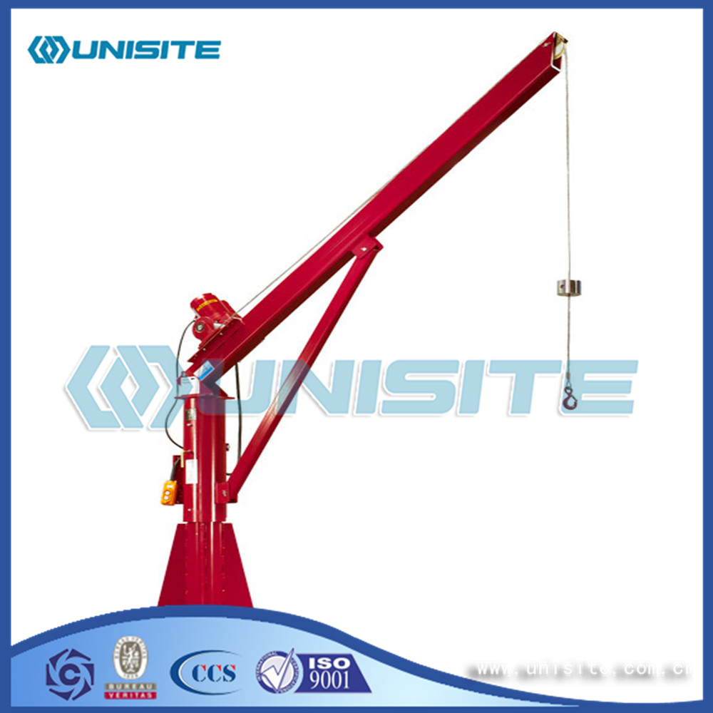 Marine Boat Cranes Davit price