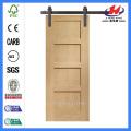 * JHK-SK04 Barn Door House Barn Porta Porte Scorrevoli Porta Barn Style Armadio Porte