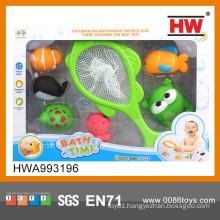 High Quality baby bath game rubber bath toys