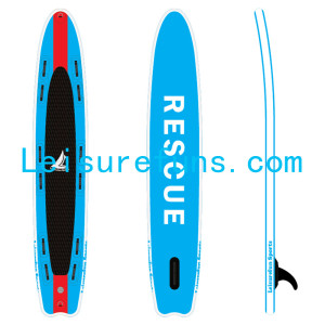 Drop Stitch Aufblasbare Rettungs Life Board
