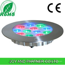12W 24W RGB Color Chang Underwater Lighting IP68 LED Swimming Pool Lights (JP948123)