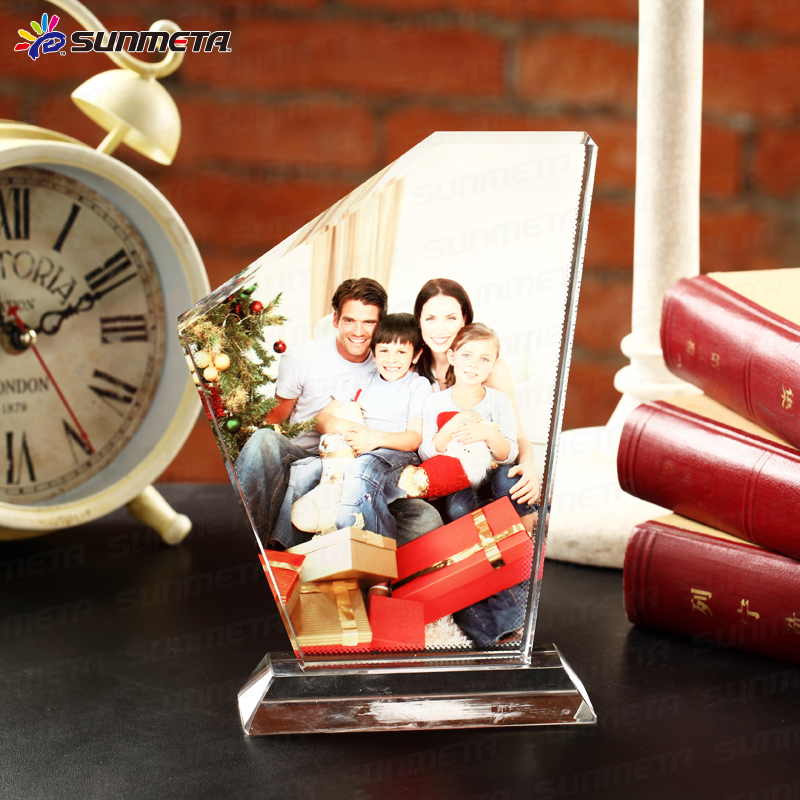 Sublimation Heat Transfer Blank Photo Crystal Gift