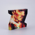 Perspex Sublimation Photo Blocks Commercio all'ingrosso