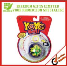 Top-Qualität Logo gedruckt kostenlose Yoyo
