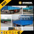 China 3 axle refrigerated semi trailer cargo Semi Trailer