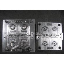 Molde de inyección de mango plástico de varios tipos de alta precisión