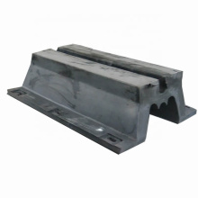 High quality marine rubber m type fender for wharf