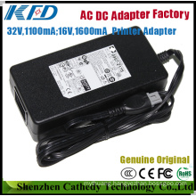 32V1100mA+16V1600mA (0957-2175) Original Printer Power Supply for HP Psc 1600