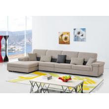 Inchroom Living Room Furniture Canapé en tissu d'angle
