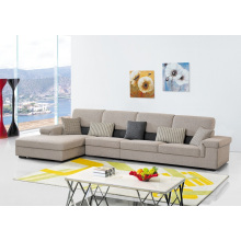 Inchroom Living Room Furniture Corner Fabric Sofa
