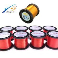 Juego de absorción de choque extremo MLN107 Línea de nylon de pesca IGFA de 120 lb