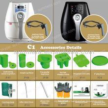 3d mini sublimation mug heat press vacuum machine ST-1520