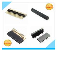 Производитель Китай пользовательские Женский коллектор PCB 2.54