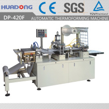 Automatic Coffee Cup Lid Making Machine Lid Thermoforming Machine