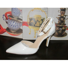 New Style High Heel Ladies Dress Shoes (HCY02-1435)