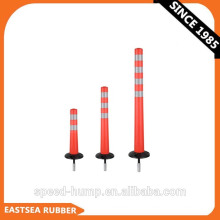 Manufactures China Flexible Plastic Ultra Assemble Parking Bollard