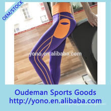 Hot sale dry fit gym lady's yoga pants at factory price