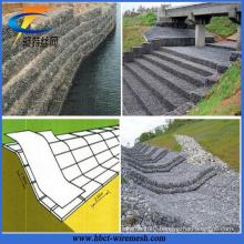 Hexagonal River Diversion Gabion Wall