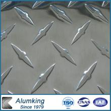 Diamond Checkered alumínio / folha de alumínio / placa / painel 5052/5005